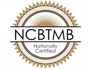 The National Certification Board for Therapeutic Massage & Bodywork